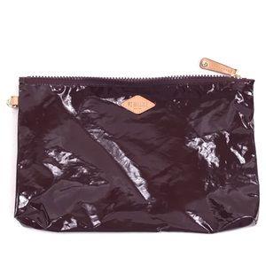 """MZ WALLACE Pouch Travel Case Makeup Bag Port 12"""""""